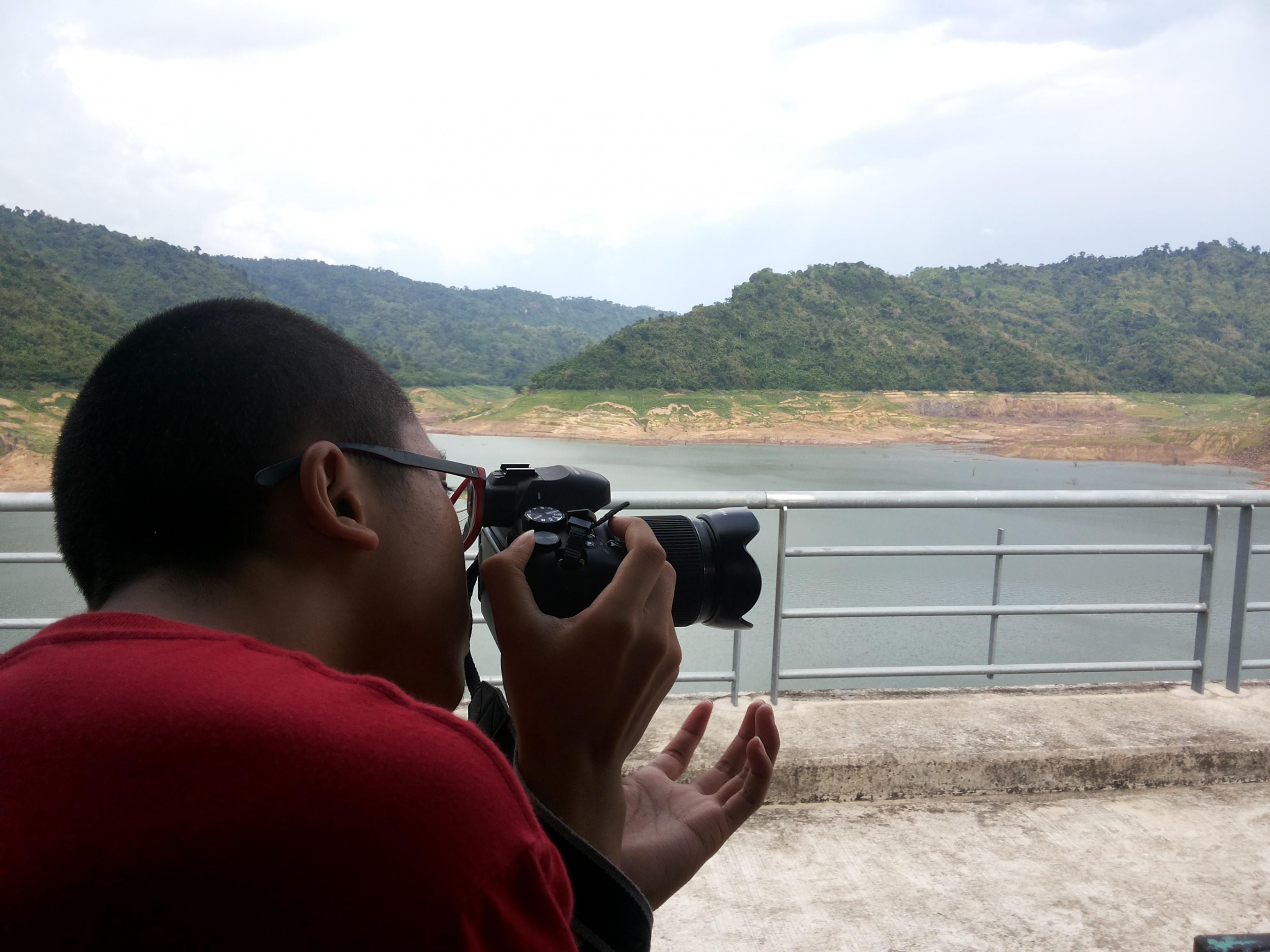 Takes Photographs
